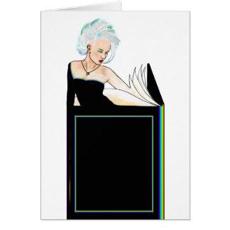 Sapphic Punk Card