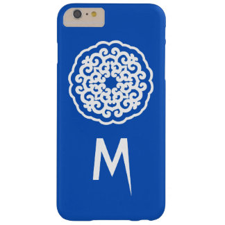 Sapphire Asian Moods Mandalla Barely There iPhone 6 Plus Case
