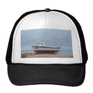 Sapphire At Deal Trucker Hats