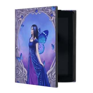 Sapphire Birthstone Fairy iPad 2/3/4 Case iPad Cases