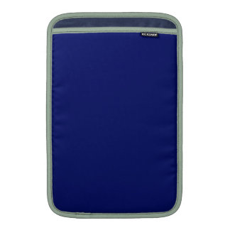 SAPPHIRE BLUE (solid color) ~ MacBook Sleeves