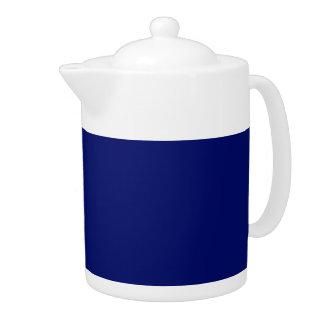 SAPPHIRE BLUE (solid color) ~ Teapot