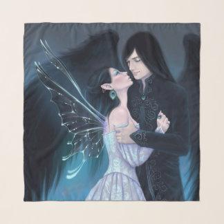 Sapphire Fairy Angel Romance Scarf