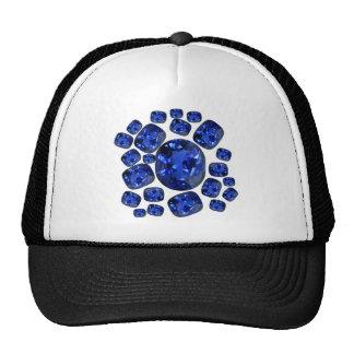 Sapphire Gems Birthstone gifts by sharles Trucker Hat