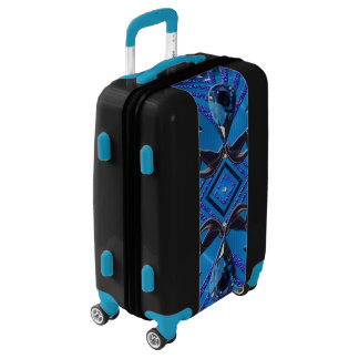 Sapphire Gems Shoes Luggage