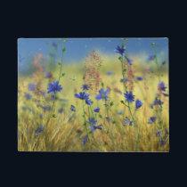 Sapphire & Gold Doormat