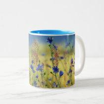 Sapphire & Gold Mug
