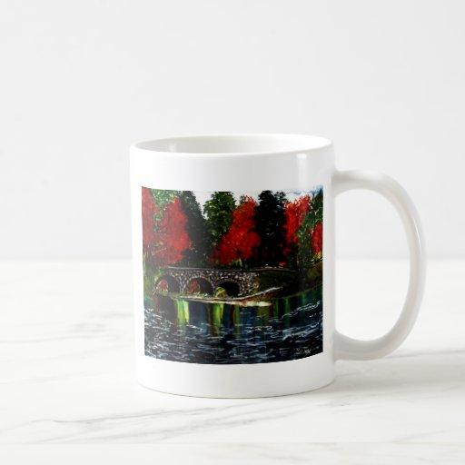 Sapphire in Vivid Coffee Mugs