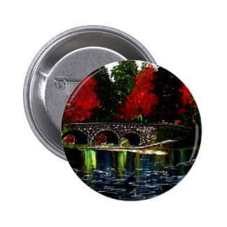 Sapphire in Vivid Pinback Buttons