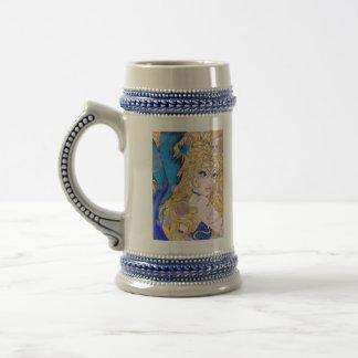 Sapphire Mermaid Mug