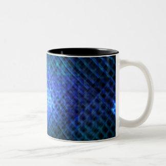 Sapphire Prism Mug