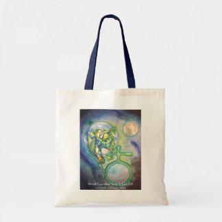 Sapphire Terra Tote Bag