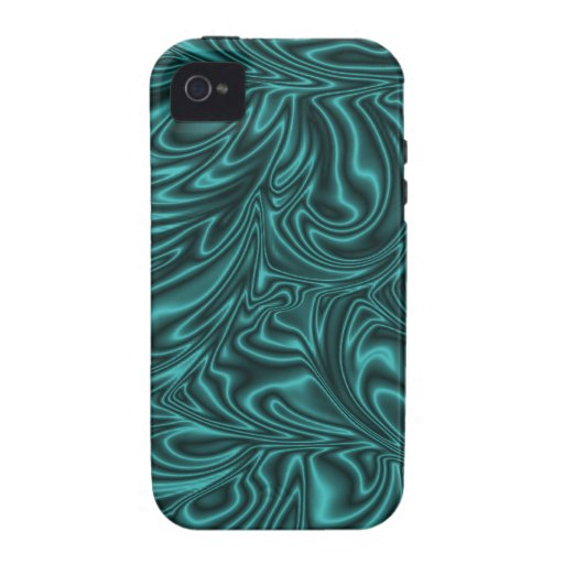 Sapphire (Turquoise) iPhone 4 Case