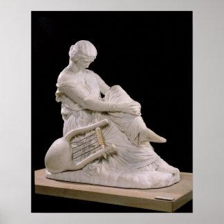 Sappho, 1852 print