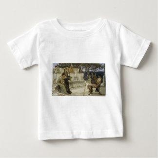 Sappho and Alcaeus Baby T-Shirt