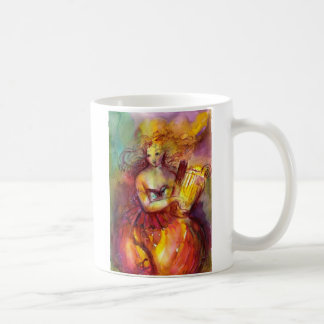 SAPPHO ,DANCE, MUSIC AND POETRY COFFEE MUG