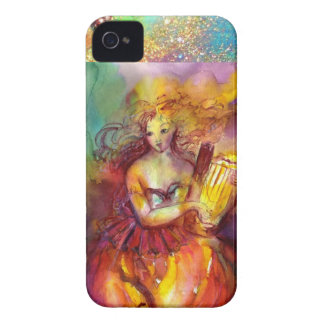 SAPPHO ,DANCE, MUSIC AND POETRY iPhone 4 CASES