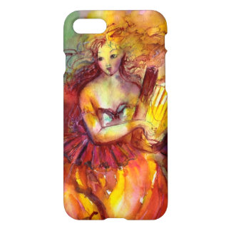 SAPPHO ,DANCE, MUSIC AND POETRY iPhone 8/7 CASE