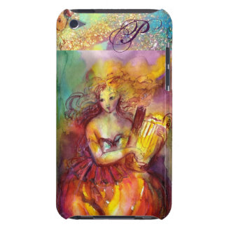 SAPPHO ,DANCE, MUSIC AND POETRY MONOGRAM Case-Mate iPod TOUCH CASE