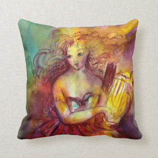SAPPHO ,DANCE, MUSIC AND POETRY PILLOWS