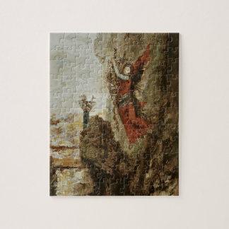 Sappho en Lefkada de Gustave Moreau Rompecabeza