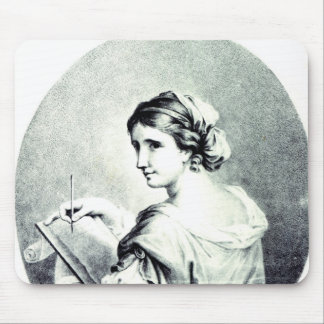 Sappho, engraved by Pye, 1774 Mouse Pad