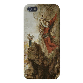 Sappho in Lefkada by Gustave Moreau Cover For iPhone SE/5/5s