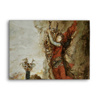 Sappho in Lefkada by Gustave Moreau Envelopes