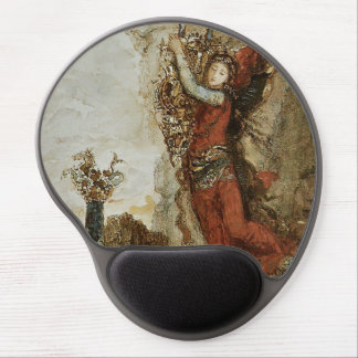 Sappho in Lefkada by Gustave Moreau Gel Mouse Pad