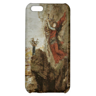 Sappho in Lefkada, Symbolist Art by Gustave Moreau iPhone 5C Cover