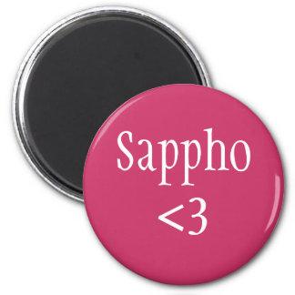 Sappho love magnet