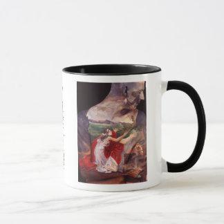 Sappho Prays to Aphrodite Mug