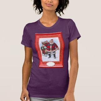 Saqnta is coming! T-Shirt