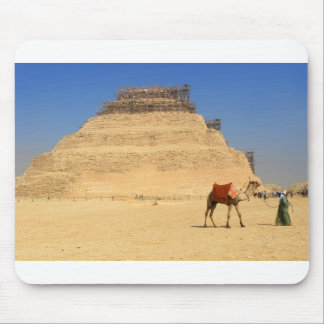 Saqqara pyramid Egypt Africa Mouse Pad
