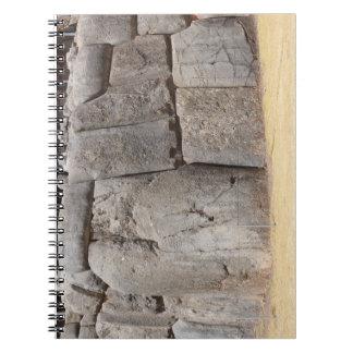 Saqsaywaman in Peru Notebook