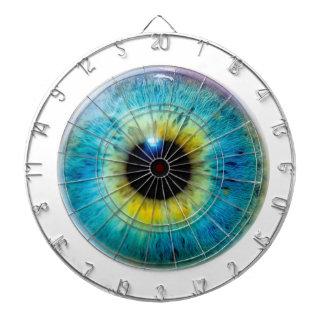Saque a su ojo - el dartboard del globo del ojo tablero de dardos