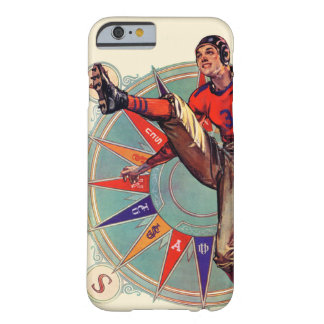Saque de centro funda de iPhone 6 barely there
