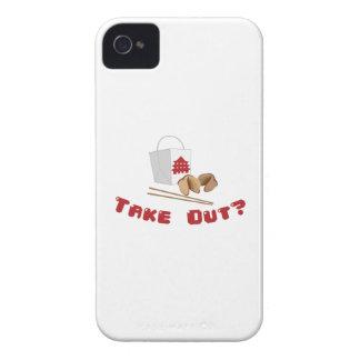 Saque iPhone 4 Case-Mate Fundas