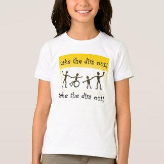 """""""Saque la camiseta del niño del Diss"""" - chicas"""