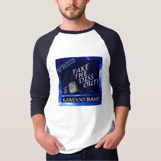 Saque los azules de Diss/la camisa de la roca