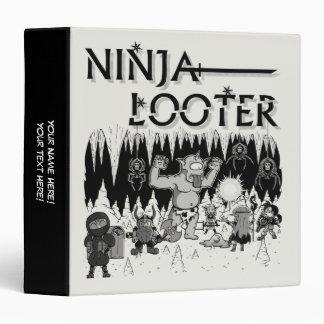 Saqueador de Ninja (corte y funcionamiento)