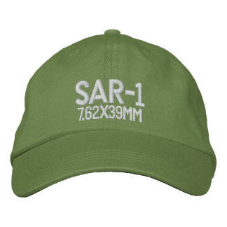 SAR-1 - Embroidered Hat