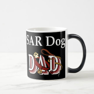 SAR Search and Rescue Dogs Magic Mug