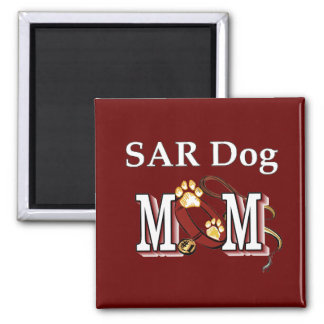 SAR Search and Rescue Dogs Magnet
