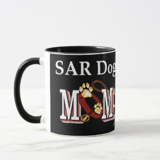 SAR Search and Rescue Dogs Mug