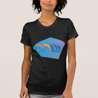 Sara Hebrew freeform Design T Shirts