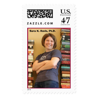 Sara K. Davis, Ph.D. Postage
