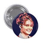 Sara Palin en 2012 Pin Redondo 2,5 Cm