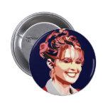 Sara Palin en 2012 Pin Redondo De 2 Pulgadas