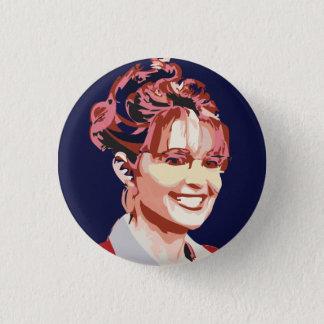 Sara Palin in 2012 Pinback Button
